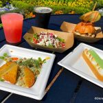 Review: A NEW EPCOT Flower and Garden Festival Booth Features TONS of Old Favorites!