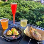 Review: It Took Us Longer to Take Pictures Than It Did to Eat This EPCOT Booth's Food!