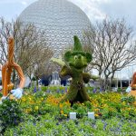 MORE Topiaries Are Here for EPCOT's Flower and Garden Festival