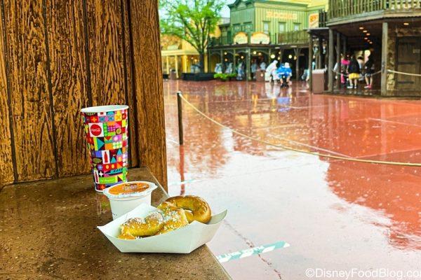 Dear Disney World Snacks, You Didn't Deserve This