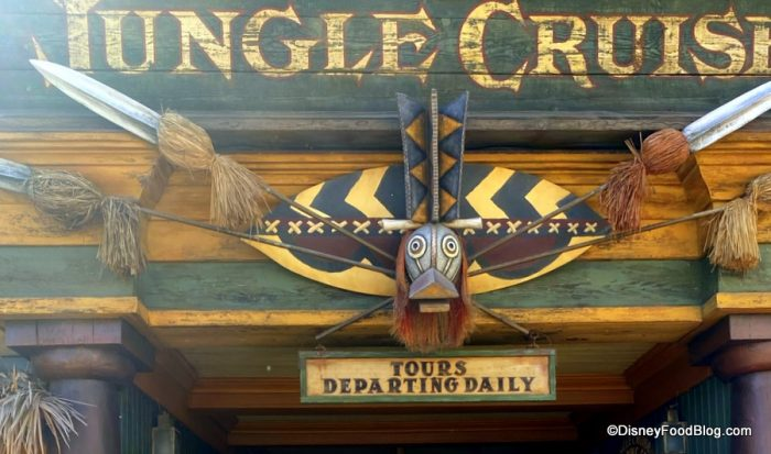 First Look At The Reimagined Jungle Cruise Ride In Disneyland The Disney Food Blog