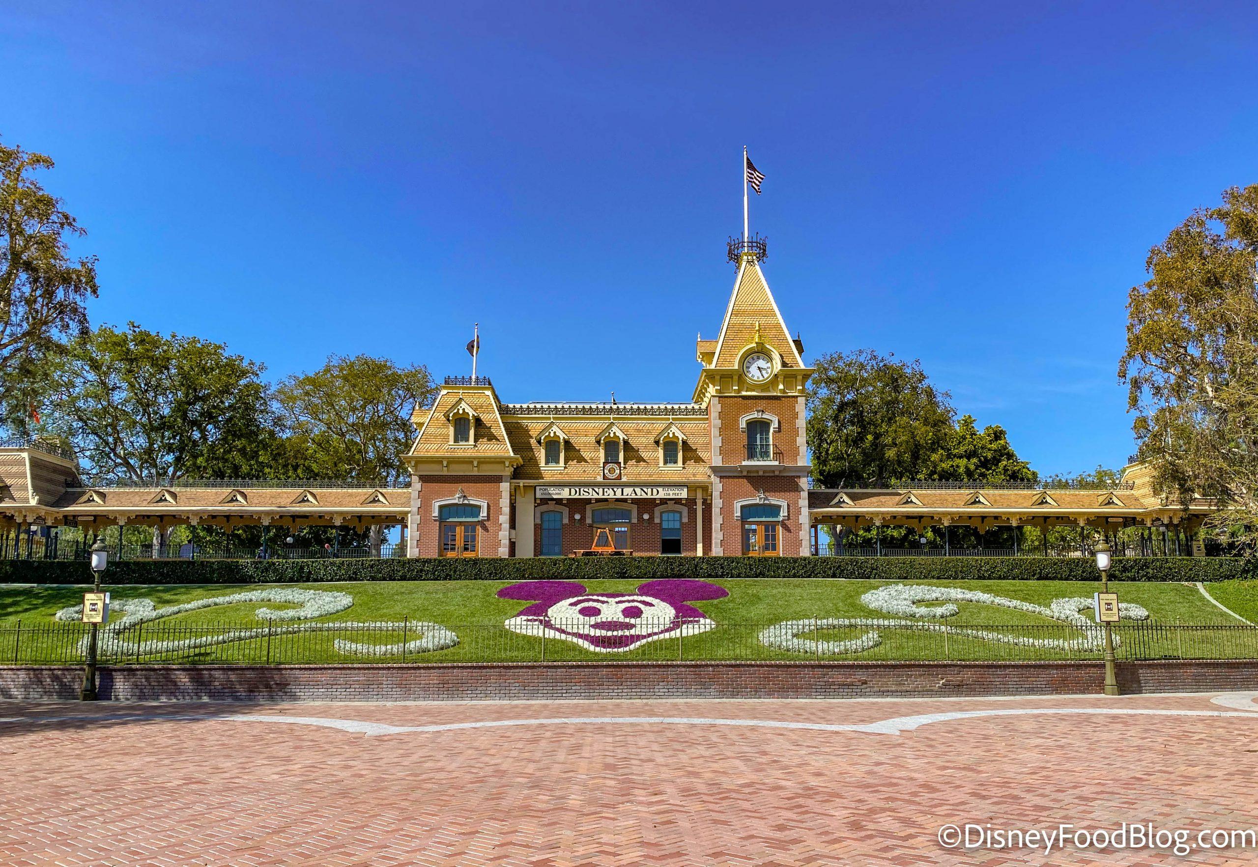 NEWS: Disneyland Could Increase Capacity SOON