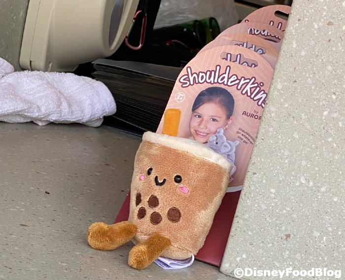 Boba Fans NEED This Shoulder Plush We Found at Disney World Today!