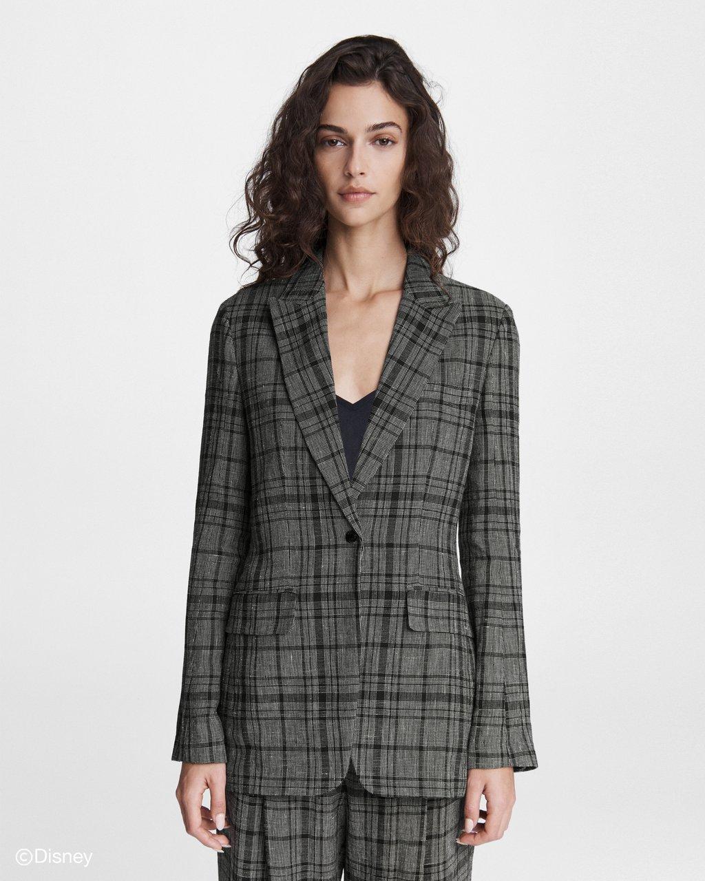 Rag-&-Bone-Cruella-Collection-Linen-Blend-Suit