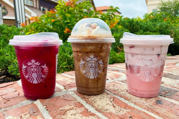Review: You're Gonna Want to Order These 3 Specialty Starbucks Drinks In Disney World