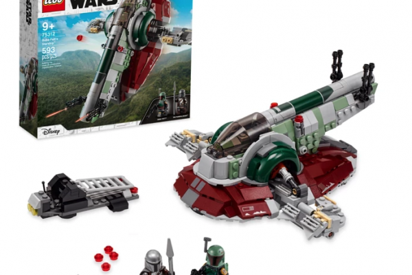 Disney Just Dropped a TON Of New LEGO Sets Online!