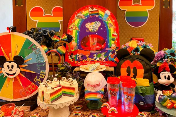 PHOTOS: Gay Days Is Officially Underway at Disneyland!