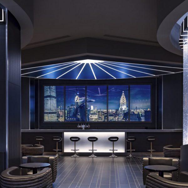 Disney's Hotel New York, The Art of Marvel